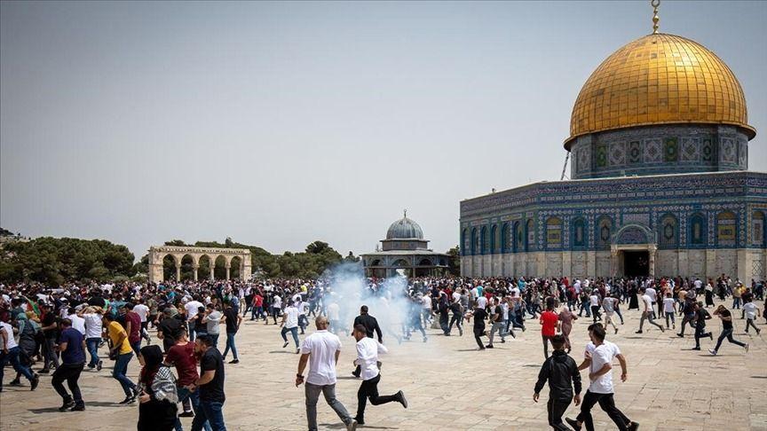 نائب مدير دائرة الأوقاف الإسلامية في القدس: الاحتلال يواصل اقتحام الأقصى لتحقيق 3 أهداف