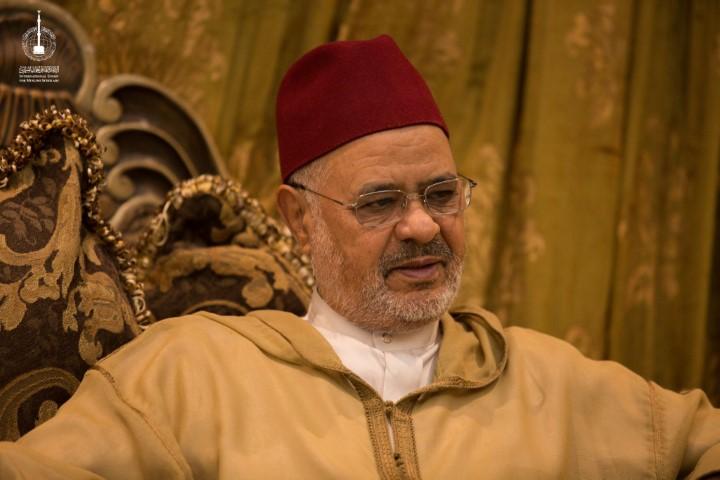 حوار مع فضيلة  الشيخ الدكتور أحمد الريسوني حول علم المقاصد