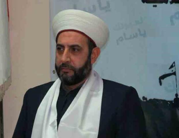 رئيس لجنة القدس بالا تحاد يعلن تضامنه مع الشيخ عكرمه صبري