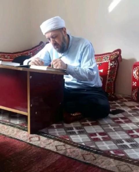 الاتحاد ينعي الشيخ عبد الكريم شويك النقشبندى رحمه الله