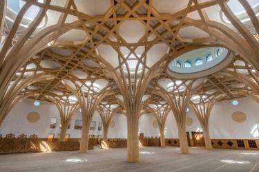 بريطانيا.. مسجد يفوز بالتصويت لأكبر جائزة معمارية