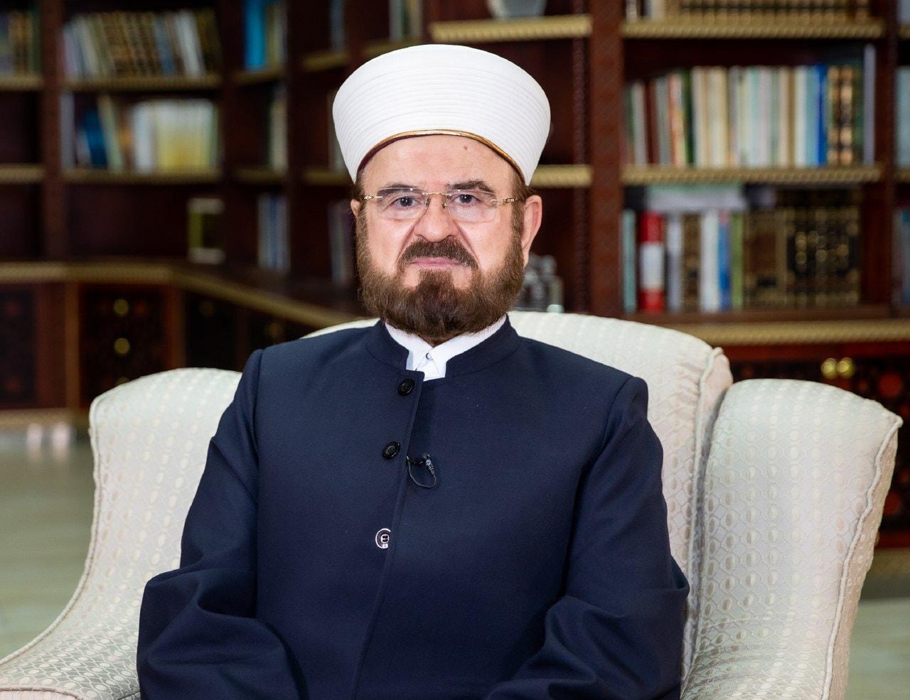 گفتگوی خبری با حضور دبیرکل اتحادیه جهانی علمای مسلمان