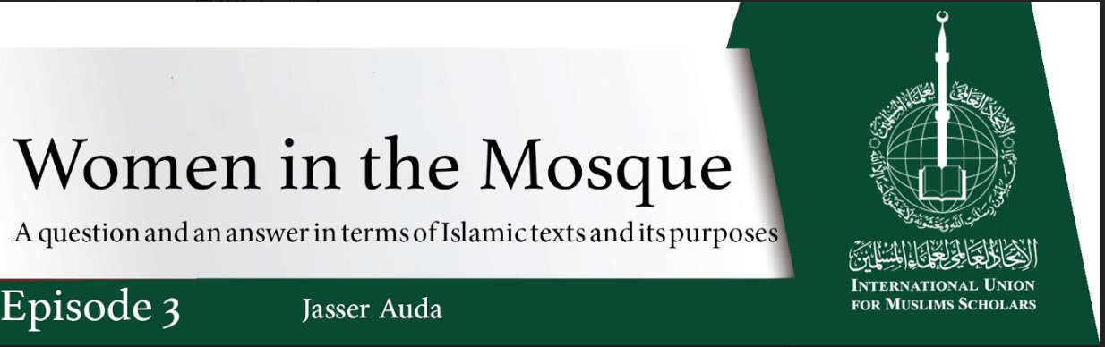 What does the Sunnah say about women and mosques?