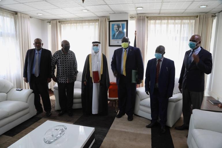 منظمة الدعوة الإسلامية توقع اتفاقية مقر مع جمهورية أوغندا
