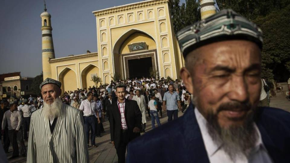 Déclaration de l'Union mondiale des savants musulmans  À propos de la persécution des musulmans en Chine