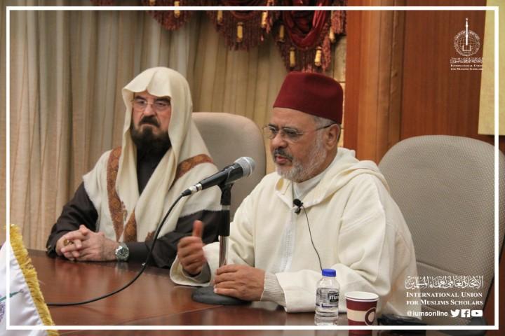 ارسال پیامهای تبریک عید به رئیس و دبیرکل اتحادیه