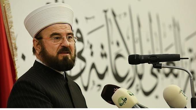 بمعيار فلسطين.. القره داغي يوضح الفرق بين القادة العرب