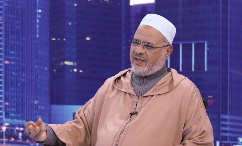 د. أحمد الريسوني: الرؤية الشرعية تقتضي مقاومة احتلال أرض فلسطين ومواجهة العدو وليس معانقته