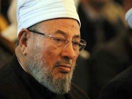 القرضاوي ينفي دعوته للجهاد في مصر ويؤكد أن قوة الثورة في سلميتها